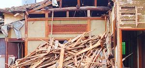 空き家の倒壊